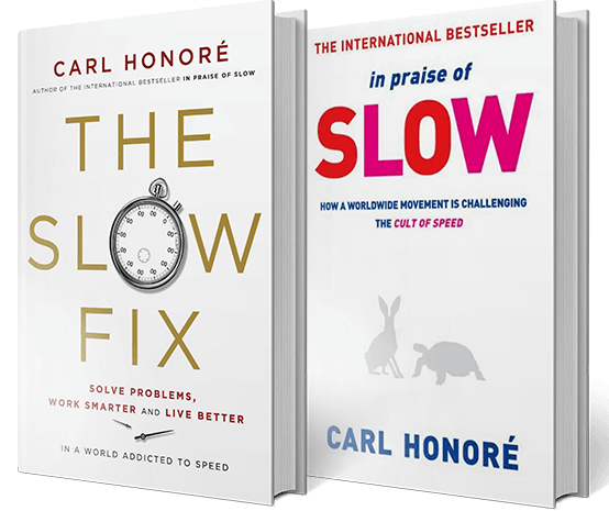 The SLow Fix, and In Praise of Slow