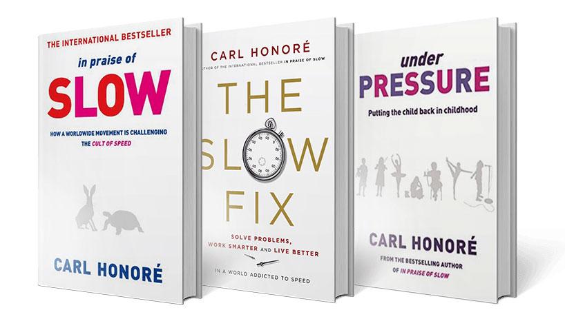Carl Honore - Sidebar Image